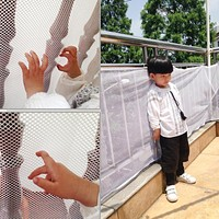 Baby Safety Thickening Fencing Protect Net Balcony Kids Children Security Stairs Fence Baby Safety Net Safe Products