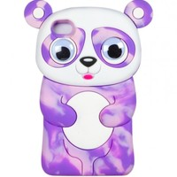 Silicone Swirl Panda Tech Case 4 | Girls Cases & More Electronics | Shop Justice