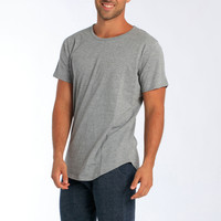 Miami Style® - Men's Long Tee shirt