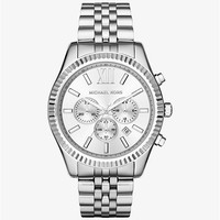 Lexington Silver-tone Watch | Michael Kors