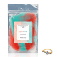 Australian Coral - Wanderlust Collection - Sugar Scrub With a Ring and a Chance to Win a $10k Ring