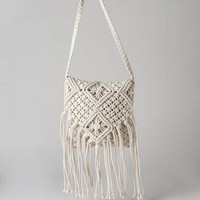 PASADENA CROCHET CROSSBODY