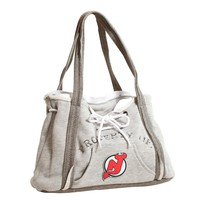 New Jersey Devils NHL Property Of Hoodie Purse