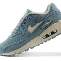 NAM9010 - Nike Air Max 90 (Light Blue/White)