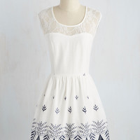Until Next Time, Folk! | Mod Retro Vintage Dresses | ModCloth.com