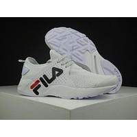 Fila 1751 White Running Shoes Size 36 44.5 | Best Deal Online