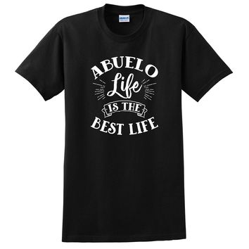 Abuelo life is the best life gift for grandpa grandfather poppy T Shirt