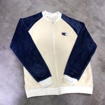 Champion Fashion Cashmere Cardigan Jacket Coat