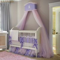 Tutu Tulle Crib Bedding