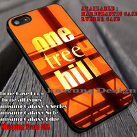 One Tree Hill iPhone 6s 6 6s+ 6plus Cases Samsung Galaxy s5 s6 Edge+ NOTE 5 4 3 #movie #OneTreeHill ii