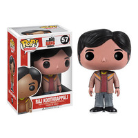 Funko POP! Television - Vinyl Figure - The Big Bang Theory - RAJ (4 inch) (Pre-Order ships Sept.): BBToyStore.com - Toys, Plush, Trading Cards, Action Figures & Games online retail store shop sale