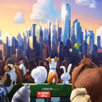 The Secret Life of Pets (2016) Full Movie Free Online - Online Free Movie