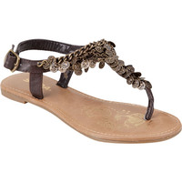 Soda Derosa Womens Sandals Brown  In Sizes