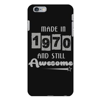 made in 1970 and still awesome iPhone 6 Plus/6s Plus Case