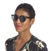 Sole Society Sandy Cutout Metal Sunglasses