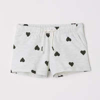 Jersey Shorts - from H&M