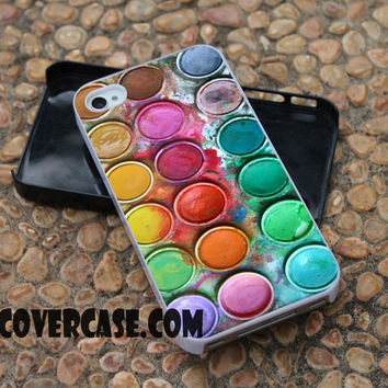 water color paint case for iPhone 4/4S/5/5S/5C/6/6+ case,samsung S3/S4/S5 case,samsung note 3/4 Case