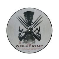 The Wolverine Soundtrack Double Vinyl LP Hot Topic Exclusive
