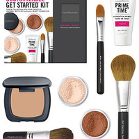 Bare Escentuals bareMinerals Customizable Get Started Kit Only $35 with any bareMinerals foundation purchase - Makeup - Beauty - Macy's