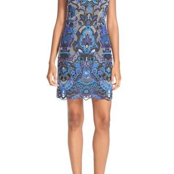 Alice + Olivia Nakia Lace Dress | Nordstrom