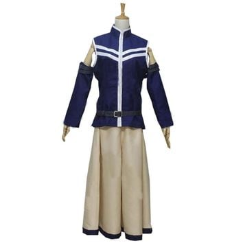 2016 FAIRY TAIL Gray Fullbuster cosplay Japanese anime Costumes