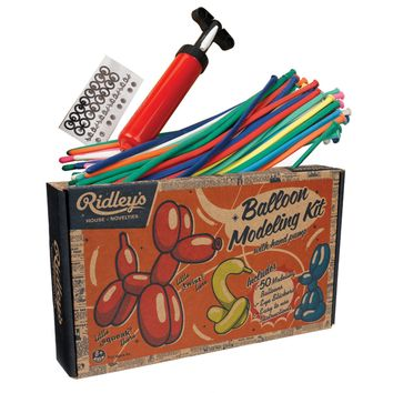 Balloon Modeling Kit by Ridley's House of Novelties
