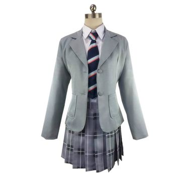 Cool Anime DARLING in the FRANXX ZERO TWO School Uniform Dress Outfit  Cosplay CostumesAT_93_12