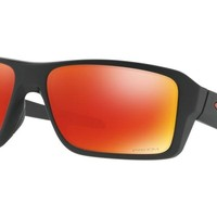 OAKLEY DOUBLE EDGE PRIZM RUBY POLARIZED OO9380-0566