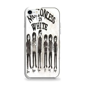 Motionless In White (monster cartoon) iPhone 6 | iPhone 6S Case