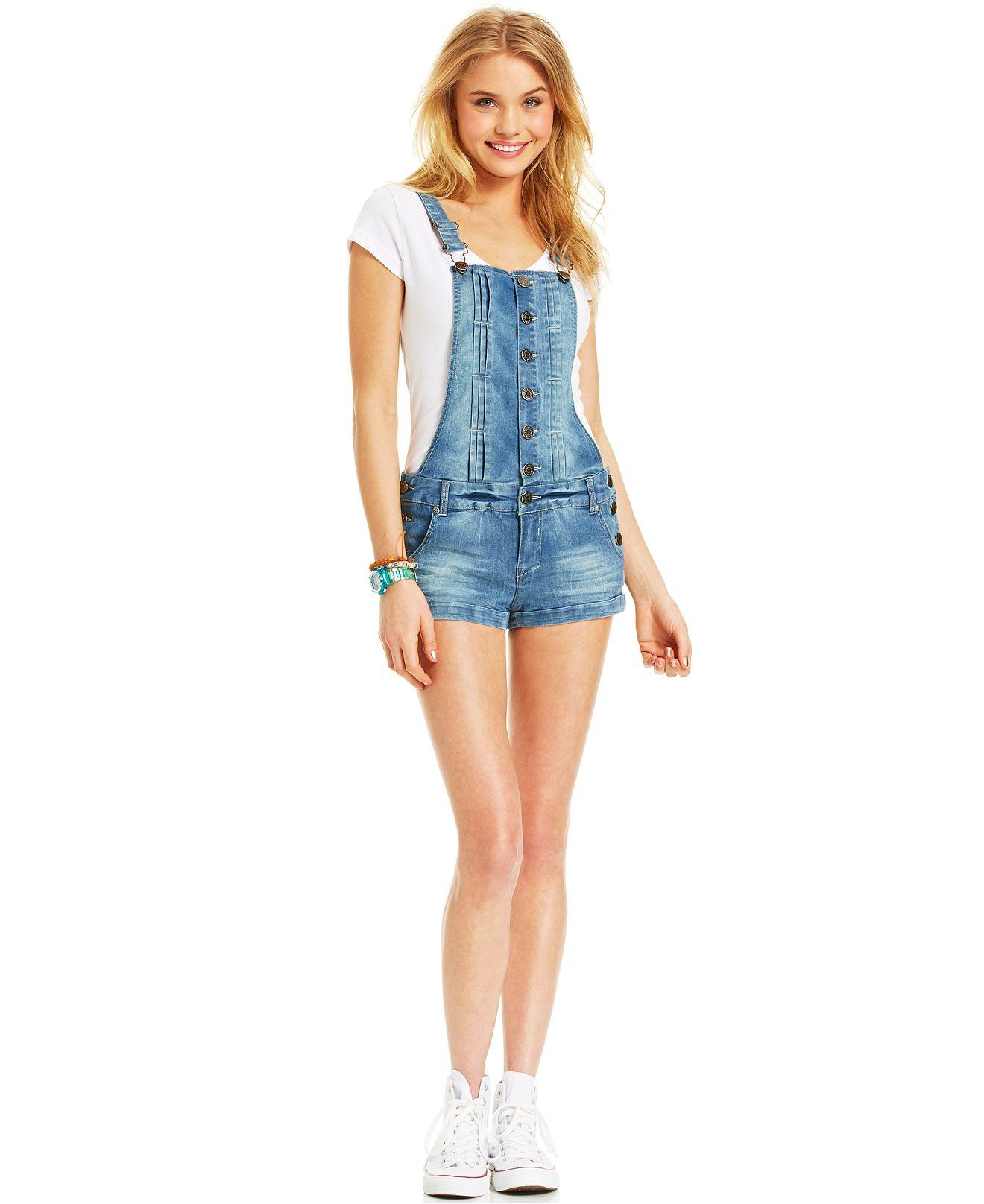 Celebrity Pink Jeans Juniors' Shorts from Macys | Dresses