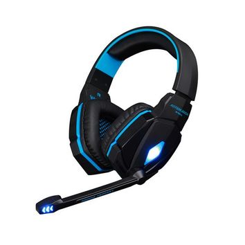 wired Gaming Headset with microphone for computer pc