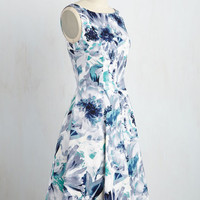 Fancy Treating You Here Dress | Mod Retro Vintage Dresses | ModCloth.com