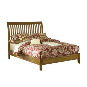 Modus City II Low Profile Rake Bed in Pecan