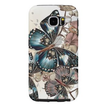Beautiful Butterflies Samsung Galaxy S6 Case