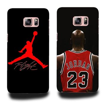 2016 Fighter Jordan Design Back Phone Case Cover For Samsung Galaxy A3 A5 S7 Note 2 3