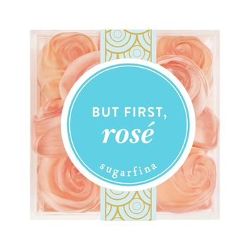 But First Rosé Roses - Gummy Candies | Sugarfina