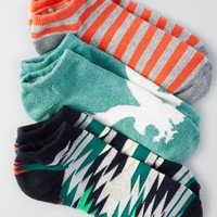 AEO 's Low Cut 3-pack Socks (Turquoise)