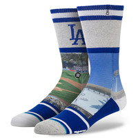 STANCE TRUE BLUE DODGER SOCKS