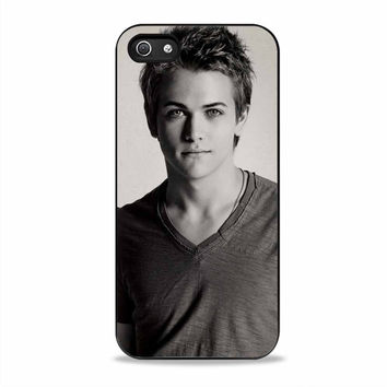 hunter hayes wanted actress Iphone 5S Cases