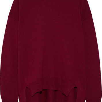 Rosetta Getty - Wool and cashmere-blend sweater