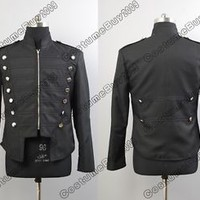 My Chemical Romance Military Parade Jacket Black