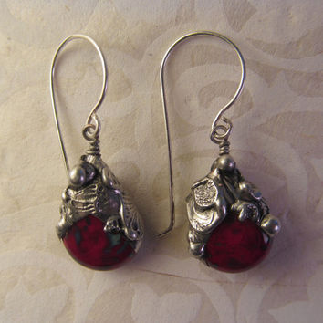 Timeless Relics one-of-a-kind Earrings