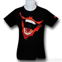 Joker Death of the Family Smile T-Shirt