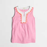 FACTORY GIRLS' POM-POM TANK