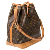 Louis Vuitton Large Monogram Noe Shoulder Bag