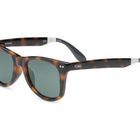 TOMS Windward Tortoise Polarized No color specified OS