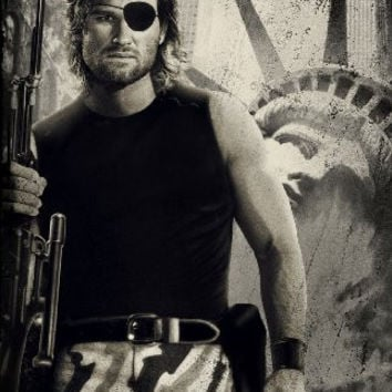 Escape From New York Mini Movie Poster 11X17