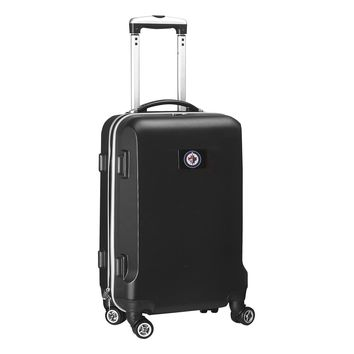 Winnipeg Jets Luggage Carry-On  21in Hardcase Spinner 100% ABS