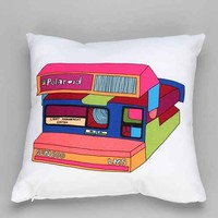 Bianca Green For DENY Capture Great Moments Pillow- White One