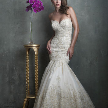 Allure Bridals c306 Sample Sale